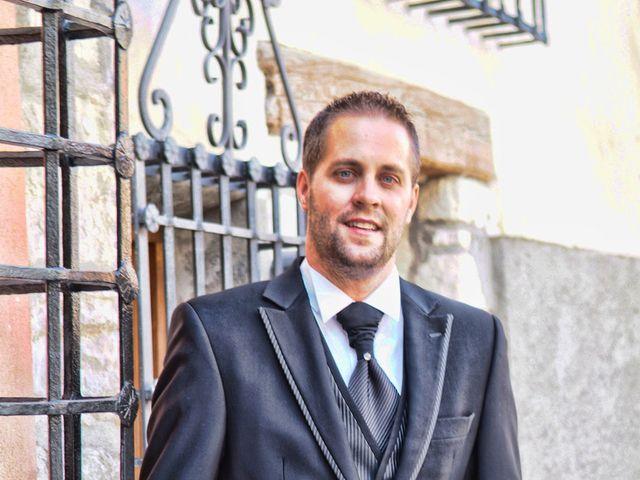 La boda de Cristian y Anabel en Cuenca, Cuenca 35