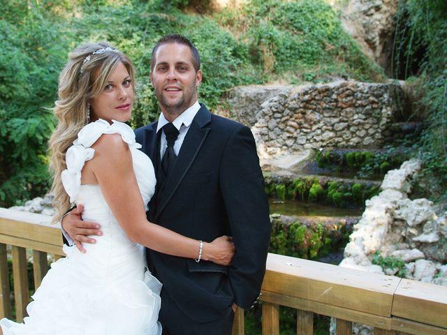 La boda de Cristian y Anabel en Cuenca, Cuenca 43