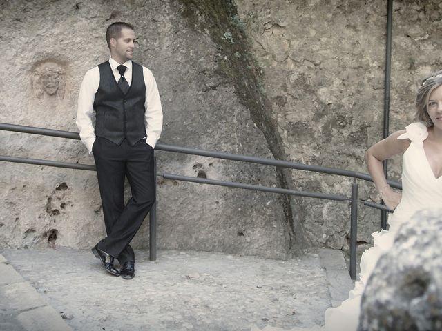 La boda de Cristian y Anabel en Cuenca, Cuenca 48