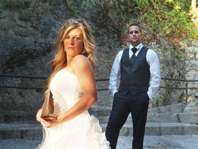 La boda de Cristian y Anabel en Cuenca, Cuenca 50