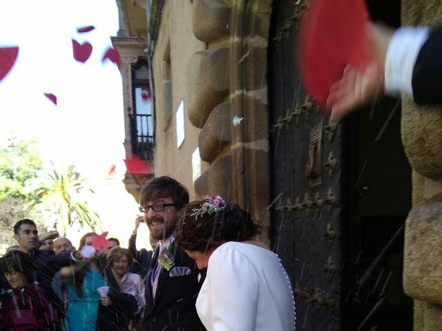 La boda de Esther y Lorenzo en Cáceres, Cáceres 5