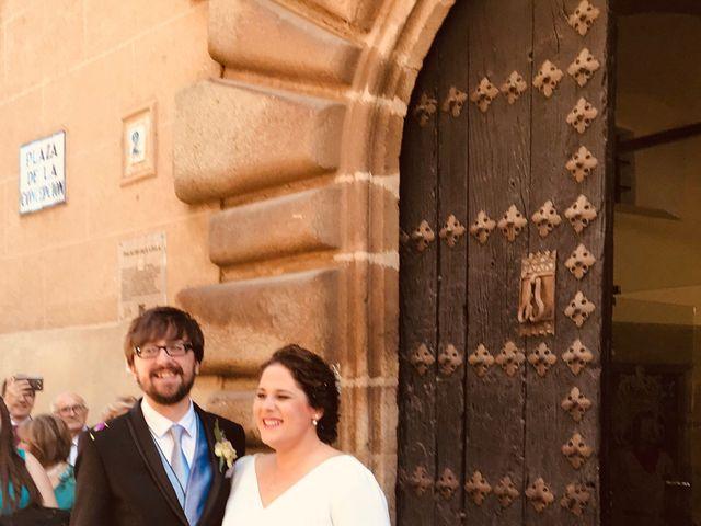 La boda de Esther y Lorenzo en Cáceres, Cáceres 2