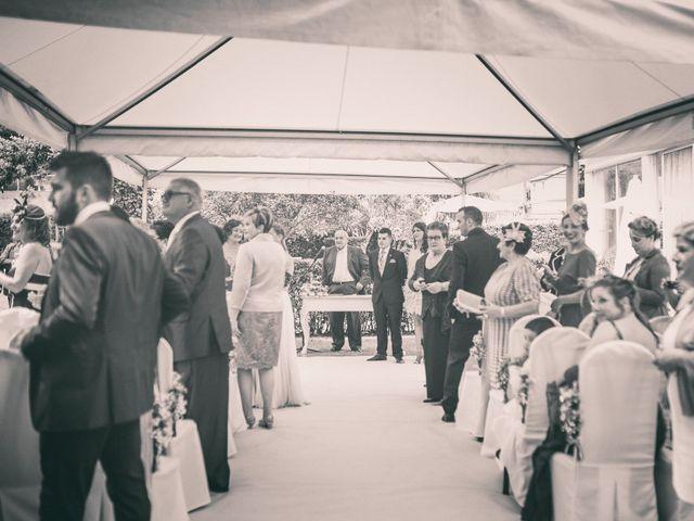 La boda de Dani y Sheila en Viveiro (Casco Urbano), Lugo 1