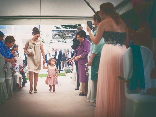 La boda de Dani y Sheila en Viveiro (Casco Urbano), Lugo 5
