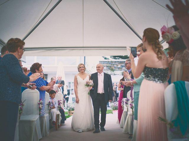La boda de Dani y Sheila en Viveiro (Casco Urbano), Lugo 2