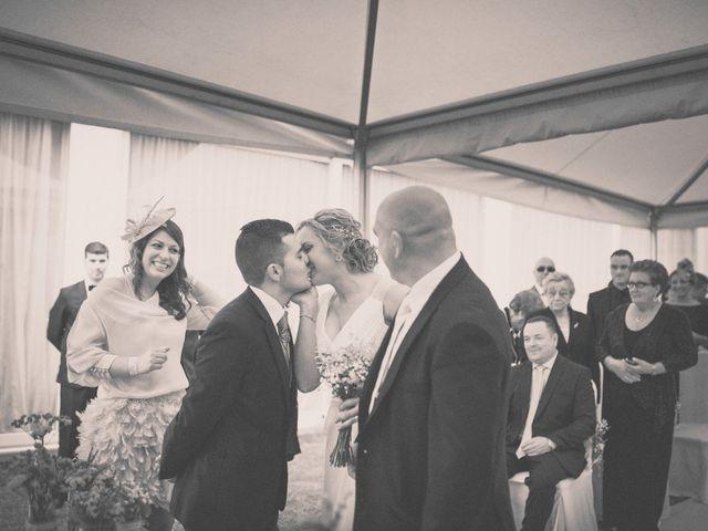La boda de Dani y Sheila en Viveiro (Casco Urbano), Lugo 6