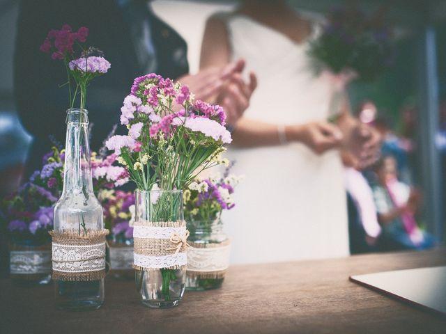 La boda de Dani y Sheila en Viveiro (Casco Urbano), Lugo 7