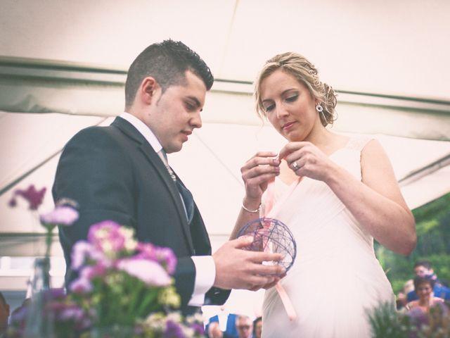 La boda de Dani y Sheila en Viveiro (Casco Urbano), Lugo 10