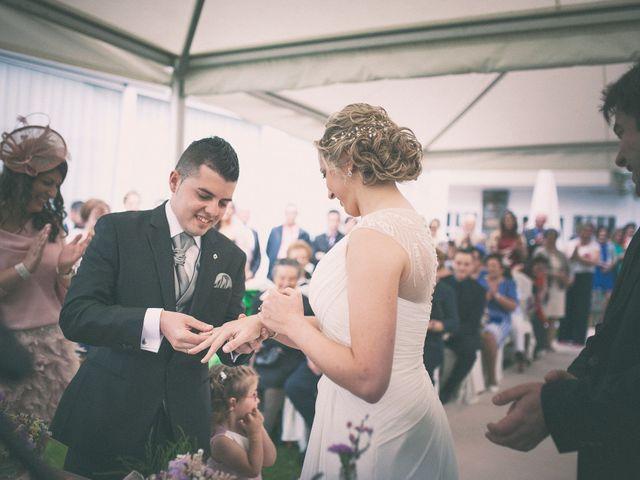 La boda de Dani y Sheila en Viveiro (Casco Urbano), Lugo 14