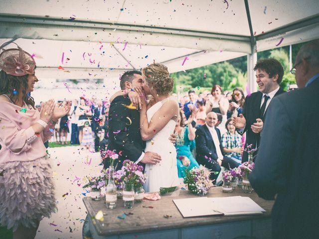 La boda de Dani y Sheila en Viveiro (Casco Urbano), Lugo 16