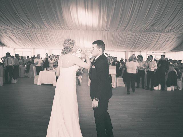 La boda de Dani y Sheila en Viveiro (Casco Urbano), Lugo 18