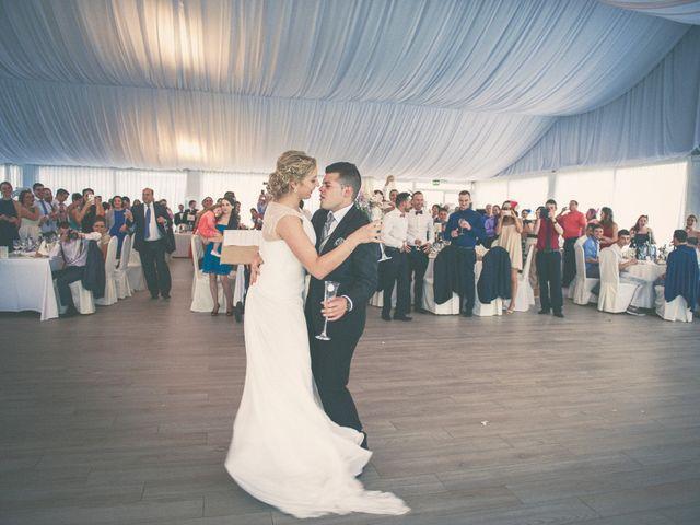 La boda de Dani y Sheila en Viveiro (Casco Urbano), Lugo 19