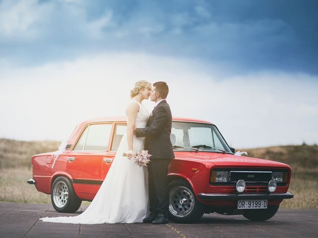 La boda de Dani y Sheila en Viveiro (Casco Urbano), Lugo 25