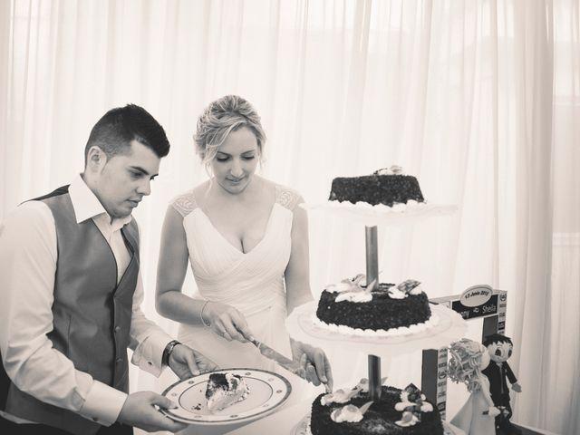 La boda de Dani y Sheila en Viveiro (Casco Urbano), Lugo 34
