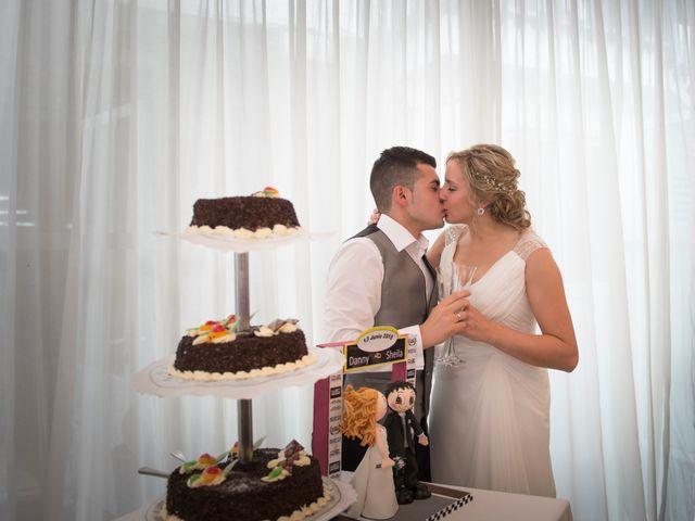 La boda de Dani y Sheila en Viveiro (Casco Urbano), Lugo 36
