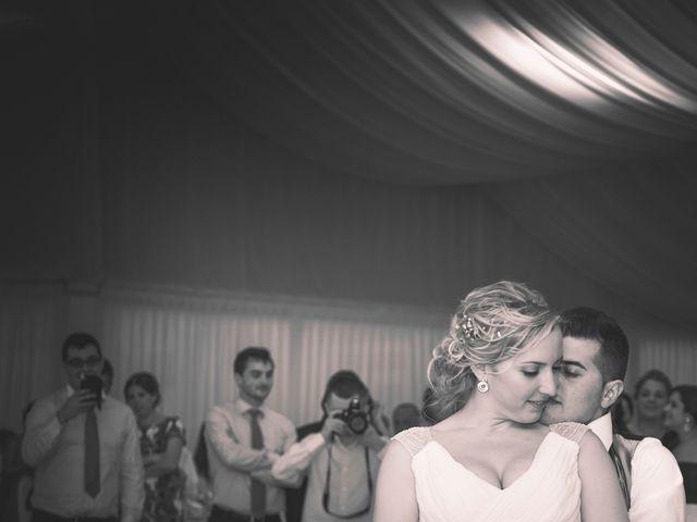 La boda de Dani y Sheila en Viveiro (Casco Urbano), Lugo 37