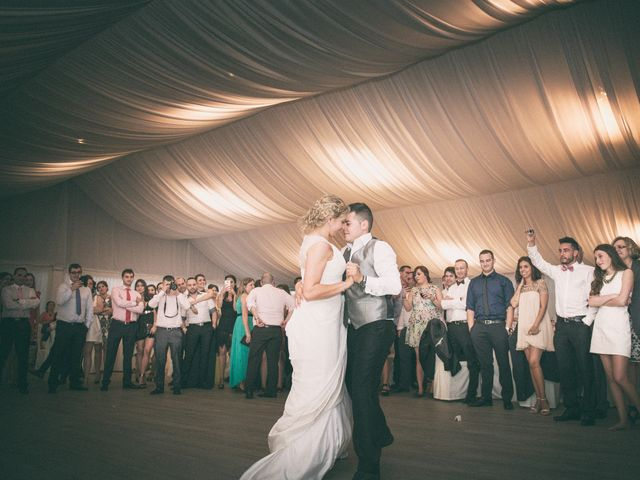 La boda de Dani y Sheila en Viveiro (Casco Urbano), Lugo 38