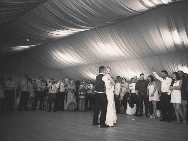 La boda de Dani y Sheila en Viveiro (Casco Urbano), Lugo 39