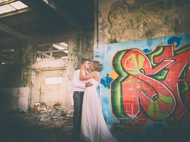 La boda de Dani y Sheila en Viveiro (Casco Urbano), Lugo 60
