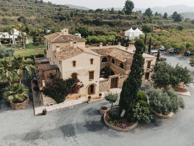 La boda de Paula y Jose en Segorbe, Castellón 3
