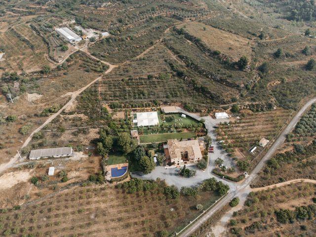 La boda de Paula y Jose en Segorbe, Castellón 5