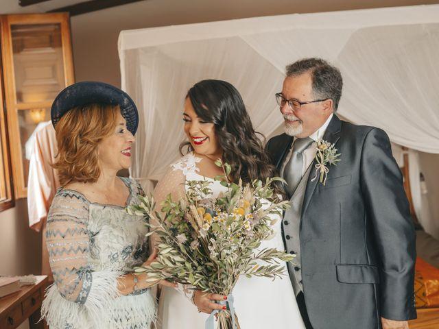 La boda de Paula y Jose en Segorbe, Castellón 48