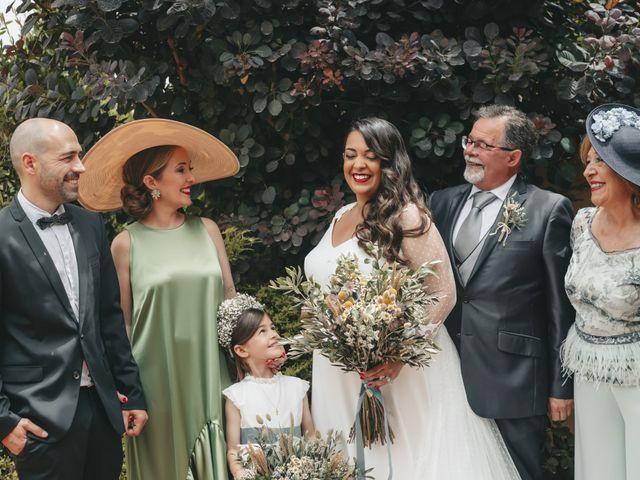 La boda de Paula y Jose en Segorbe, Castellón 50
