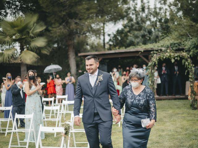 La boda de Paula y Jose en Segorbe, Castellón 59
