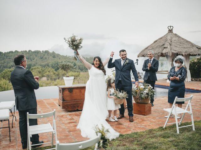 La boda de Paula y Jose en Segorbe, Castellón 62