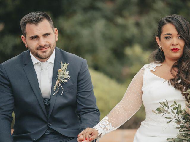 La boda de Paula y Jose en Segorbe, Castellón 63