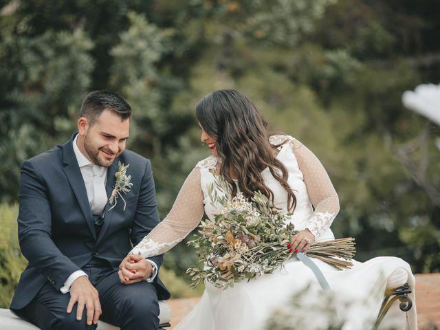 La boda de Paula y Jose en Segorbe, Castellón 73