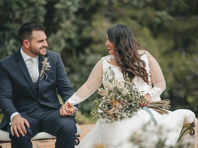 La boda de Paula y Jose en Segorbe, Castellón 75