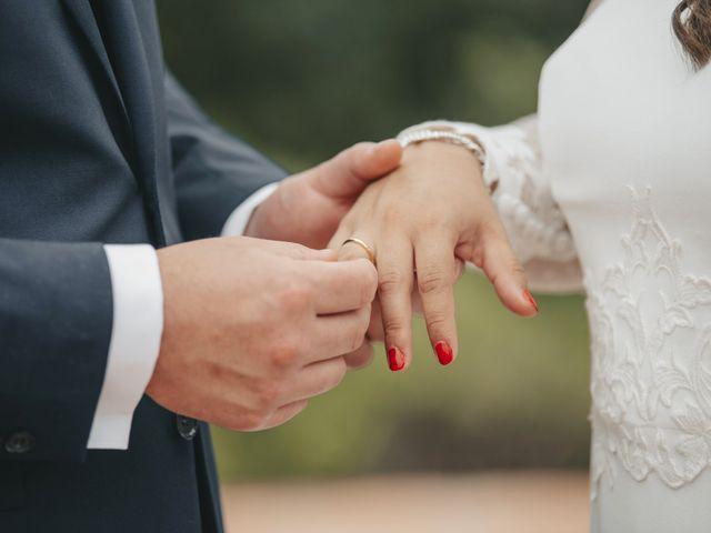 La boda de Paula y Jose en Segorbe, Castellón 85