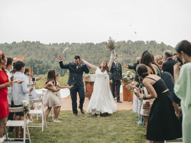 La boda de Paula y Jose en Segorbe, Castellón 89