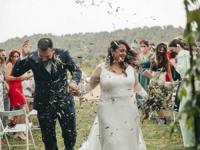 La boda de Paula y Jose en Segorbe, Castellón 90
