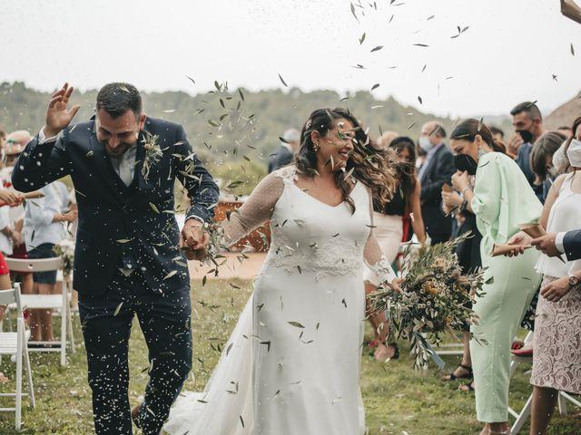 La boda de Paula y Jose en Segorbe, Castellón 91