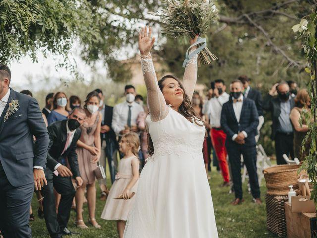 La boda de Paula y Jose en Segorbe, Castellón 93