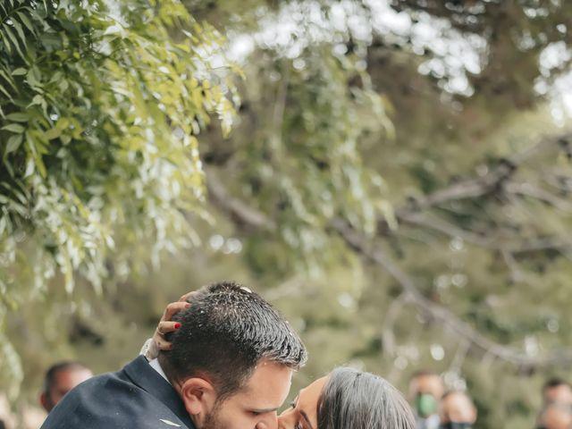 La boda de Paula y Jose en Segorbe, Castellón 94