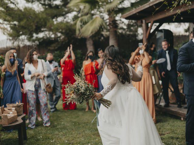La boda de Paula y Jose en Segorbe, Castellón 96