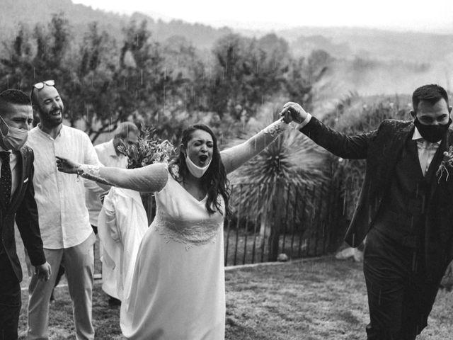 La boda de Paula y Jose en Segorbe, Castellón 100