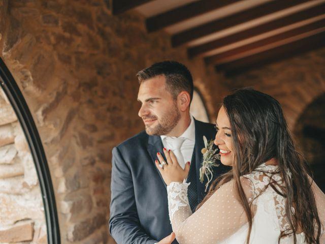 La boda de Paula y Jose en Segorbe, Castellón 105