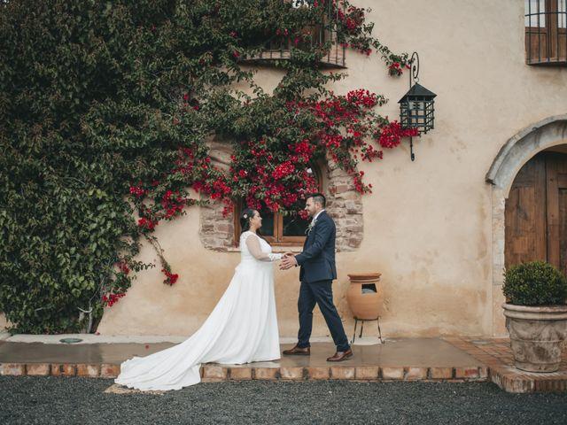 La boda de Paula y Jose en Segorbe, Castellón 109