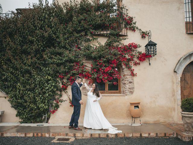 La boda de Paula y Jose en Segorbe, Castellón 110