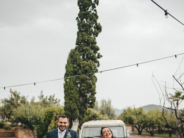 La boda de Paula y Jose en Segorbe, Castellón 112