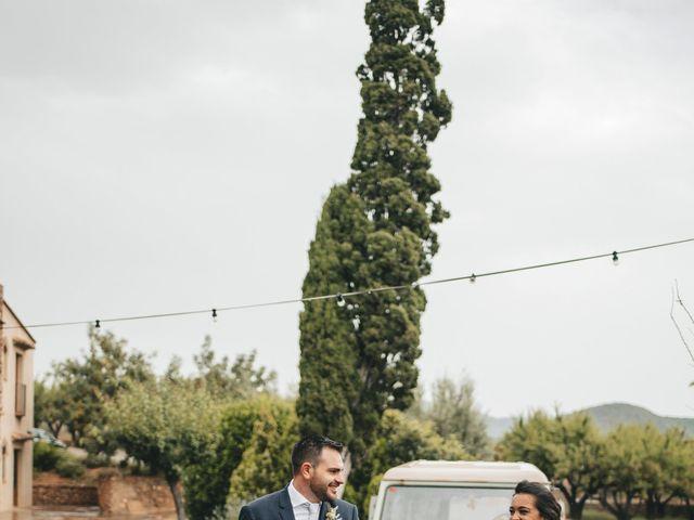 La boda de Paula y Jose en Segorbe, Castellón 114