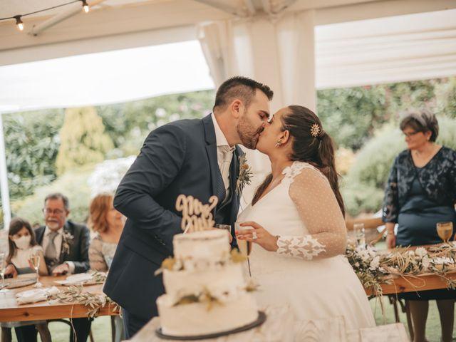 La boda de Paula y Jose en Segorbe, Castellón 125