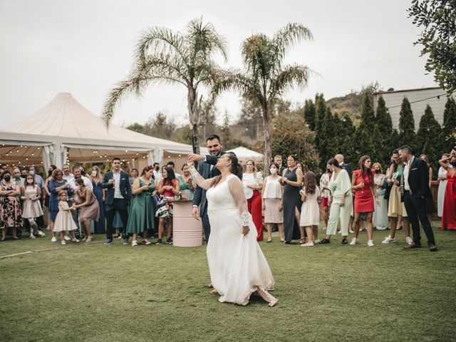 La boda de Paula y Jose en Segorbe, Castellón 132