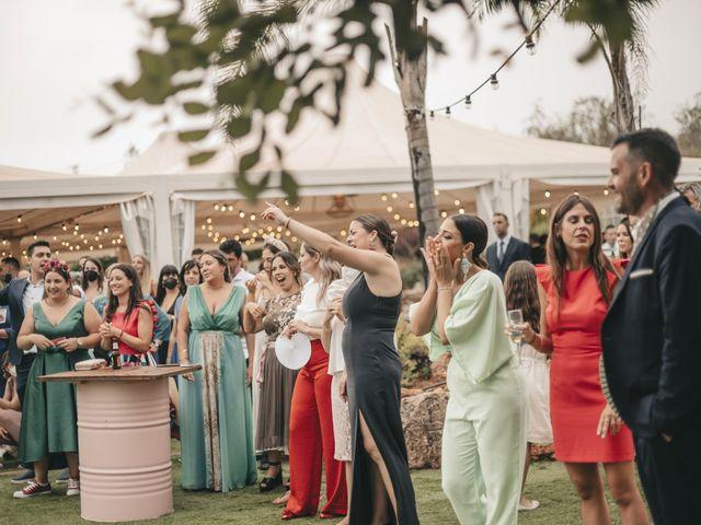 La boda de Paula y Jose en Segorbe, Castellón 134