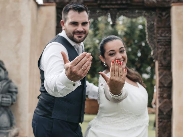 La boda de Paula y Jose en Segorbe, Castellón 136