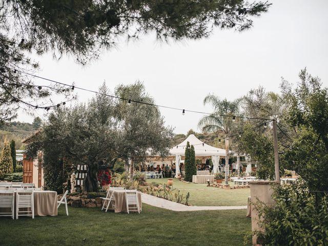 La boda de Paula y Jose en Segorbe, Castellón 144